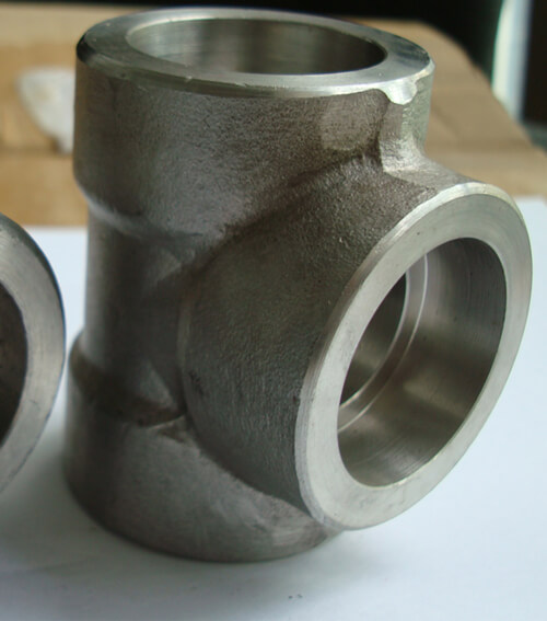 Alloy Steel F22 Socketweld Fittings