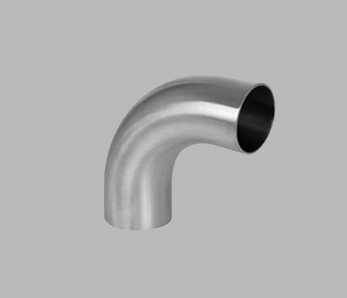 Alloy 20 Butt weld LR Pipe Bend