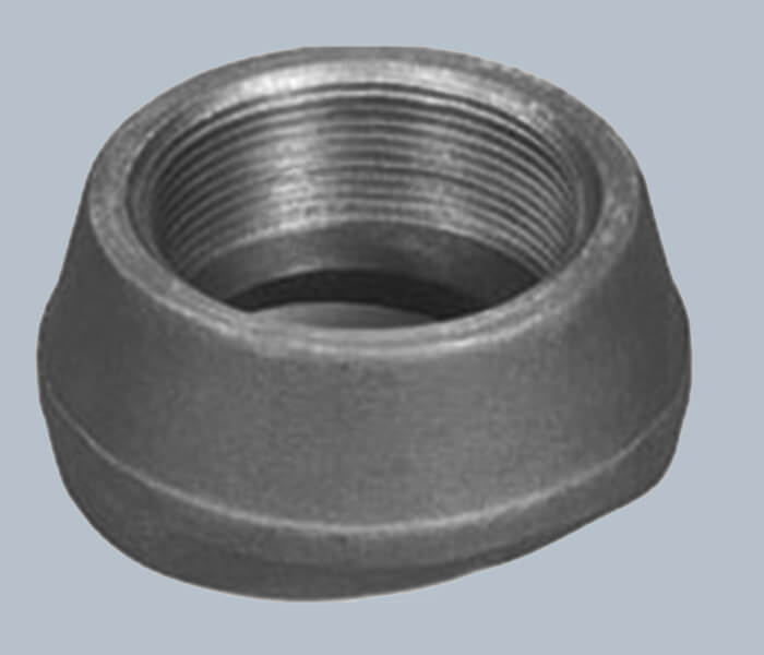 Carbon Steel Threaded Outlet
