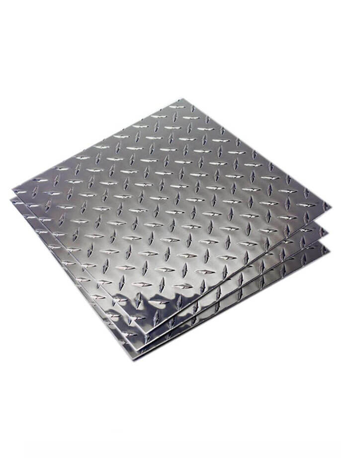 ss Chequered Plates