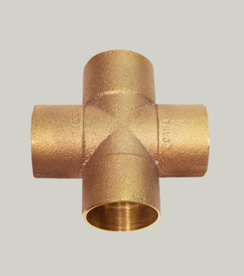 Copper Nickel Forged Cross