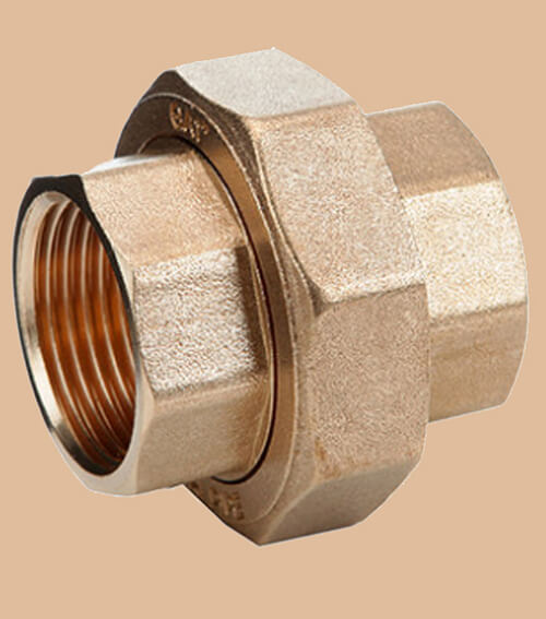 Copper Nickel 70/30 Threaded Fittings