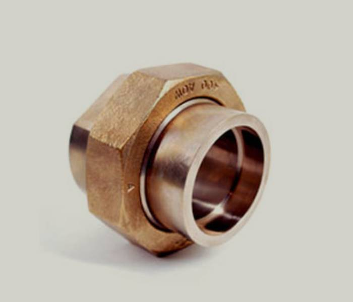 Copper Nickel Socket Weld Union
