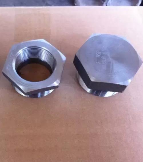 Hastelloy Forged Bushing