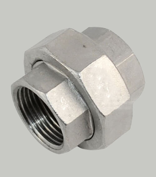 Nickel Alloy 201 Threaded Fittings