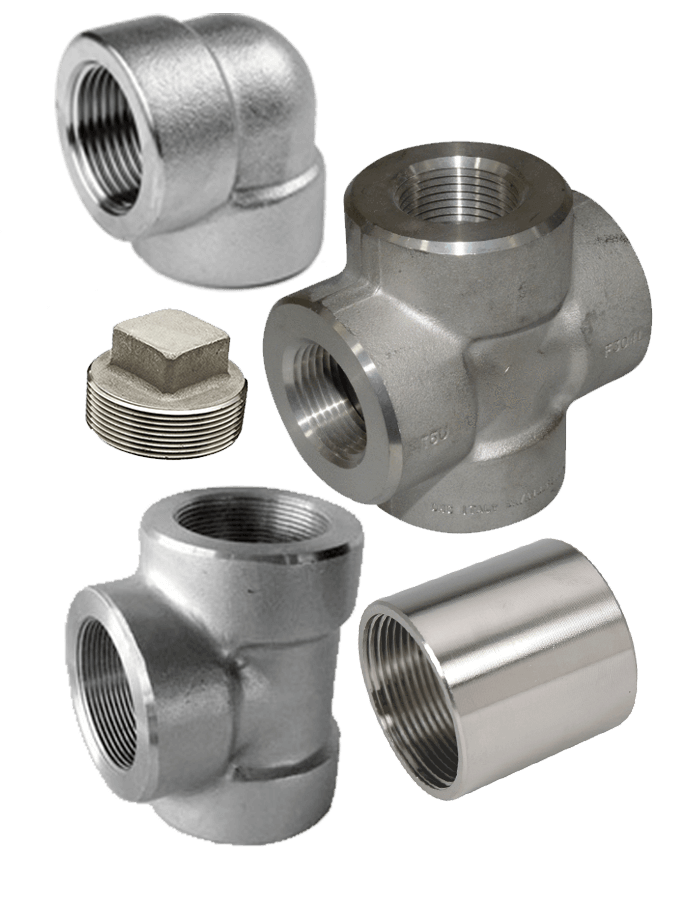 ss Threaded Fittings