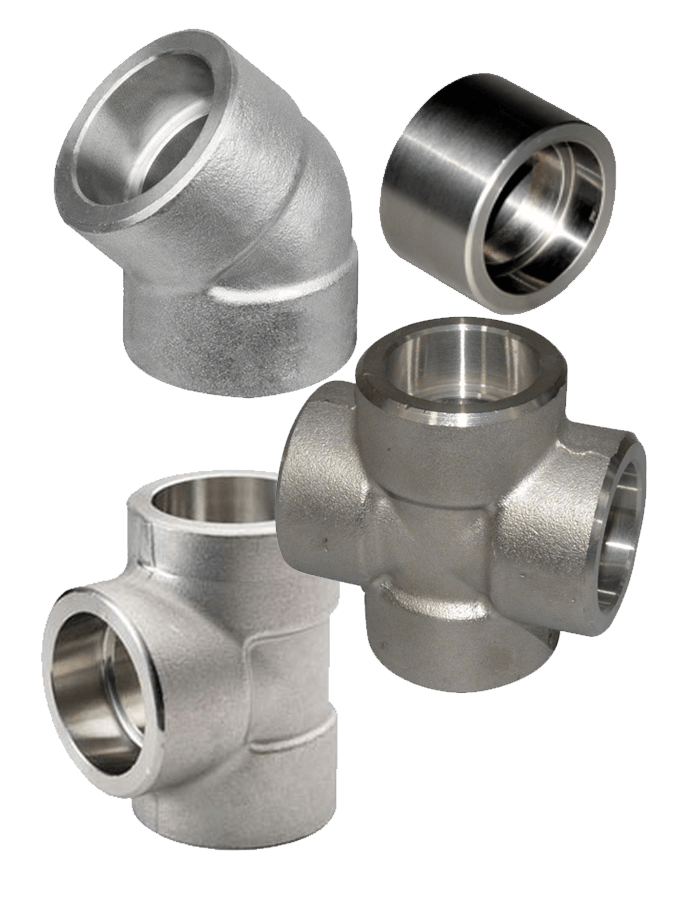 SMO 254 Socketweld Fittings