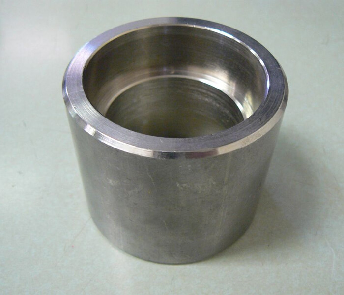 SMO 254 Socketweld Coupling