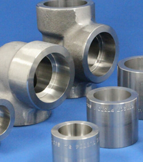 Stainless Steel 316H Socketweld Fittings