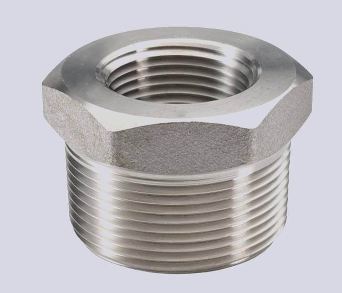 Hastelloy Threaded Bushing