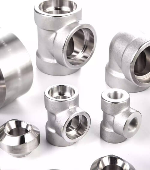 Titanium Gr 2 Socketweld Fittings