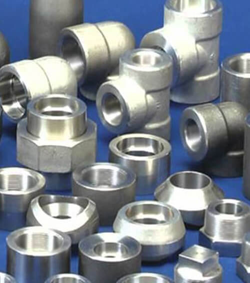 Titanium Socketweld Fittings